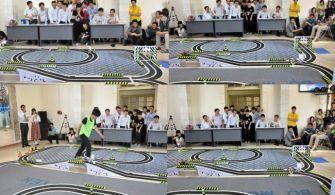 Vòng chung kết cuộc thi đua xe lập trình