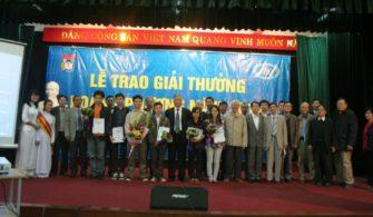 Học bổng Hoàng Phương 2015