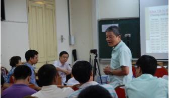 Chuẩn bị cho Đại hội thành lập Hội Cựu sinh viên Khoa Vật lý