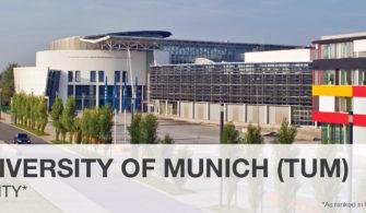 Chương trình trao đổi sinh viên tại TUM, CHLB Đức