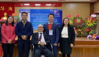 GS. Phan Mạnh Hưởng, cựu sinh viên K41 Khoa Vật lý, với những thành công trên con đường chinh phục đỉnh cao tri thức